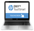 "Лаптоп HP ENVY TouchSmart 15-j023ea F1X63EA 15.6"" Touch display i5-4200M 4GB 1TB Win 8 (F1X63EA)"