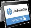 "Лаптоп HP EliteBook x360 1030G2 Z2W66EA 13.3"" FHD Touch i5-7200U 8GB 256GB SSD Win 10 Pro"
